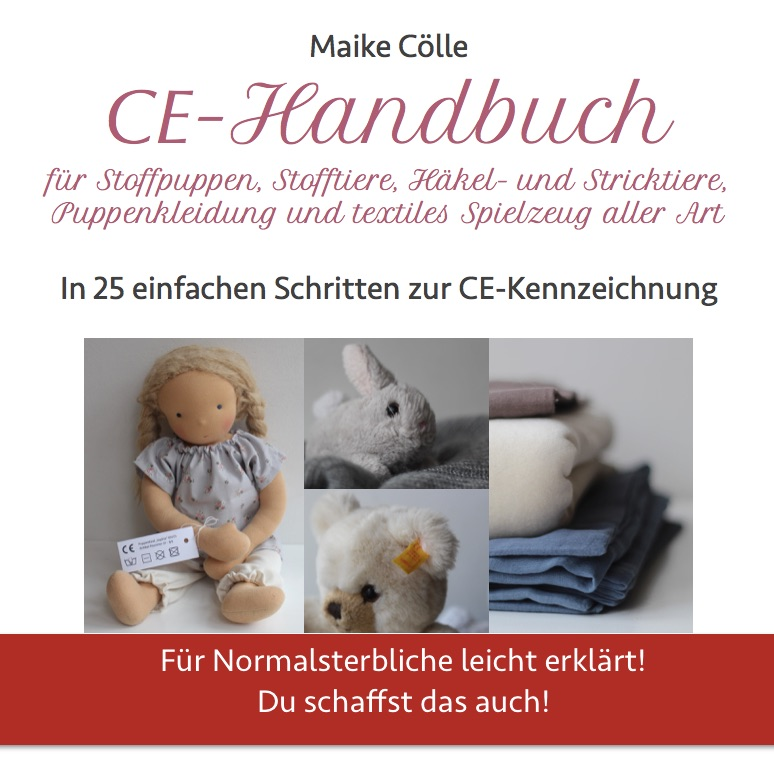CE-Handbuch weiche Spielzeuge Titelseite