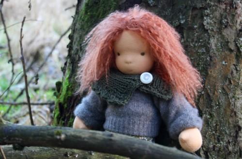 "feinslieb Waldorf Doll Mira (30 cm/12"")"