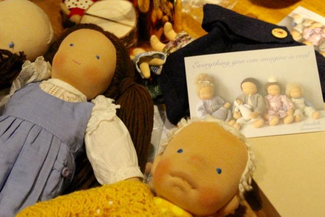 Feinslieb Dolls_Waldorf Doll Seminar 2016 - 9 von 142