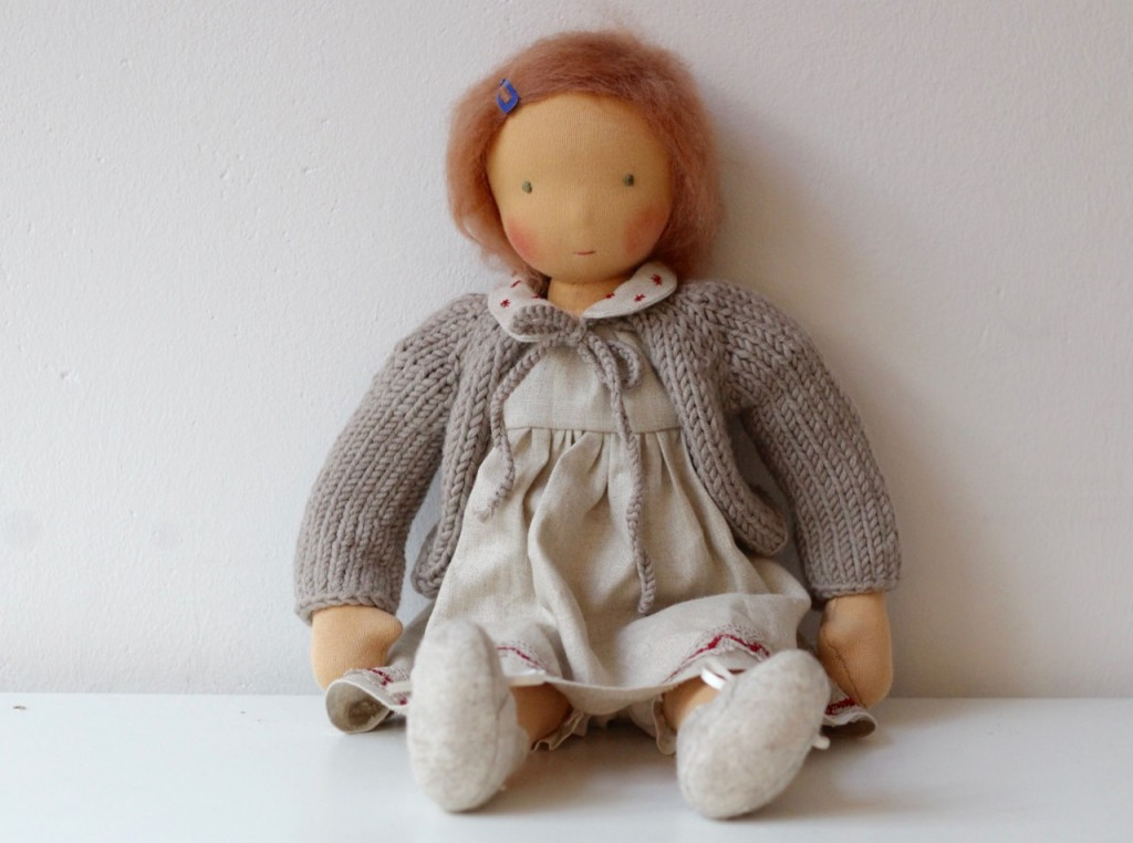 feinslieb doll Aurelia 18