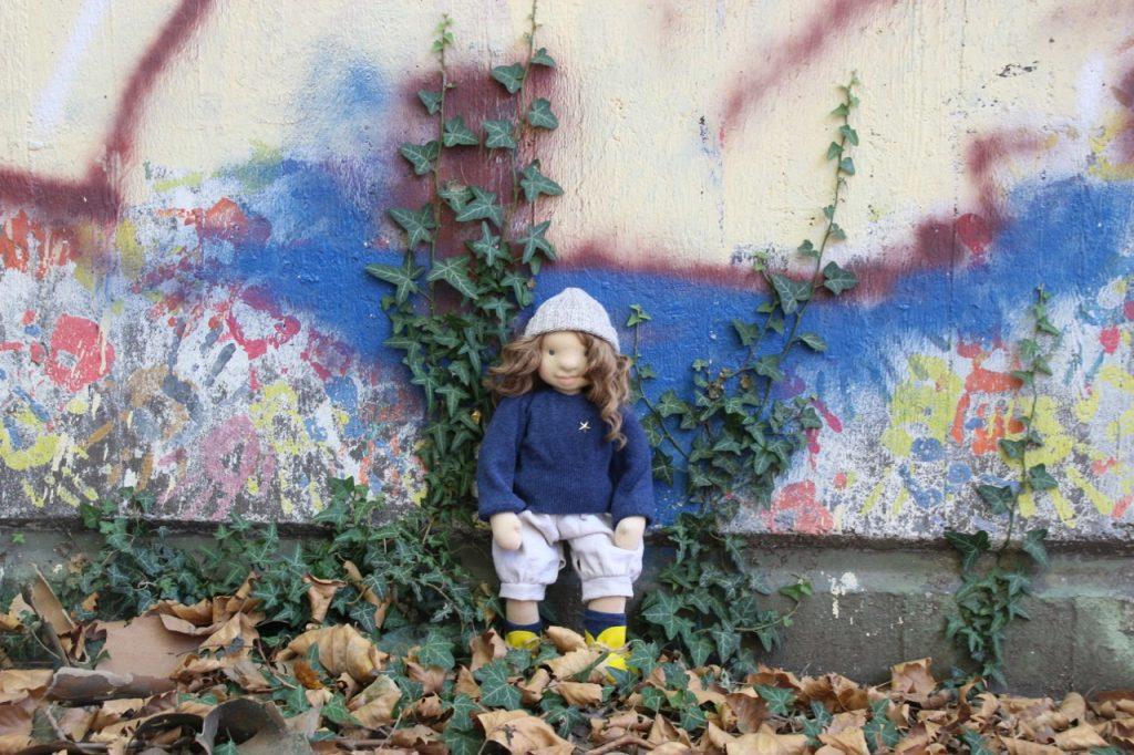 Waldorf doll Berlin