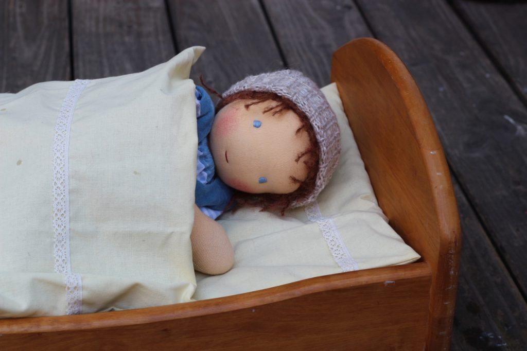Waldorf baby doll Gustav 7 by feinslieb, Berlin