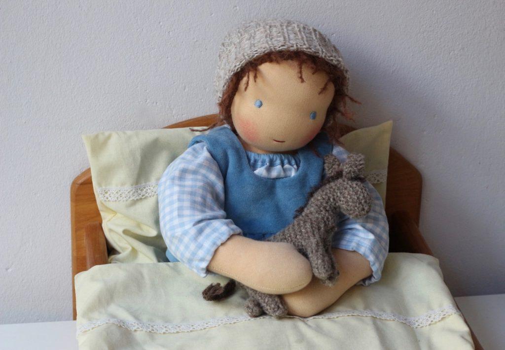 Waldorf baby doll Gustav 2 by feinslieb, Berlin
