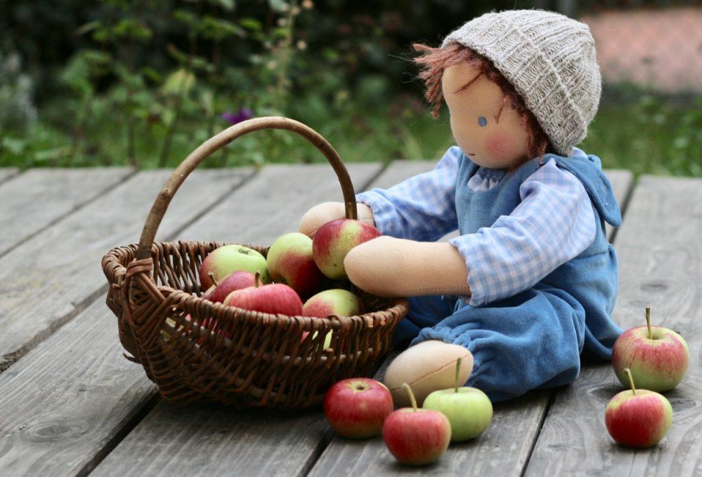 Waldorf baby doll Gustav 10 by feinslieb, Berlin